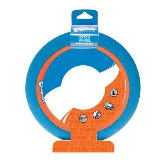 CHUCKIT Fetch Wheel L dydis, žaislas šunims