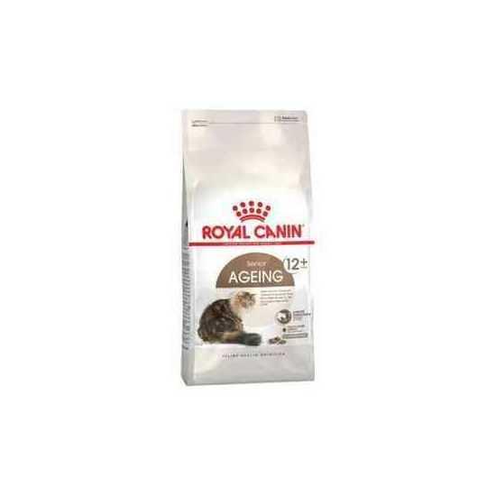 Royal Canin Ageing +12 sausas maistas vyresnėms katėms 0.4kg 2kg
