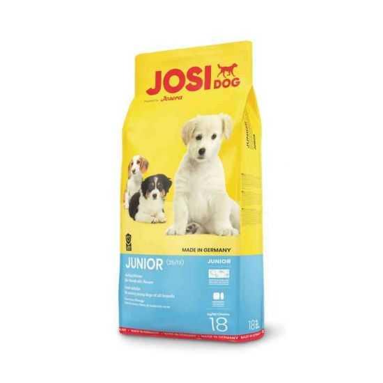 Josera JosiDog Junior Sausas Maistas jauniems šunims 18kg