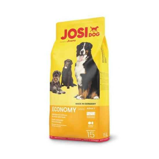 Josera Josidog Economy sausas maistas šunims 15kg
