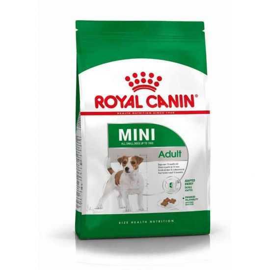 Royal Canin Mini Puppy sausas maistas mažų veislių suaugusiems šunims 0,8kg, 2kg, 8kg