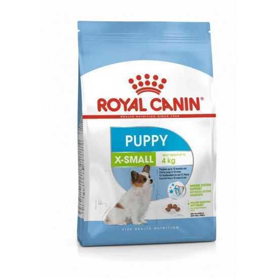 Šunų maistas Royal Canin X-Small Puppy 500gr.