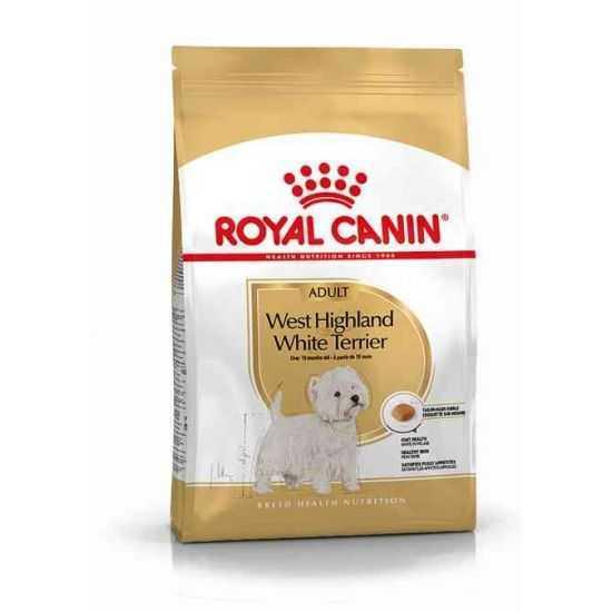 Royal Canin West Highland White Terrier Adult 1,5kg.