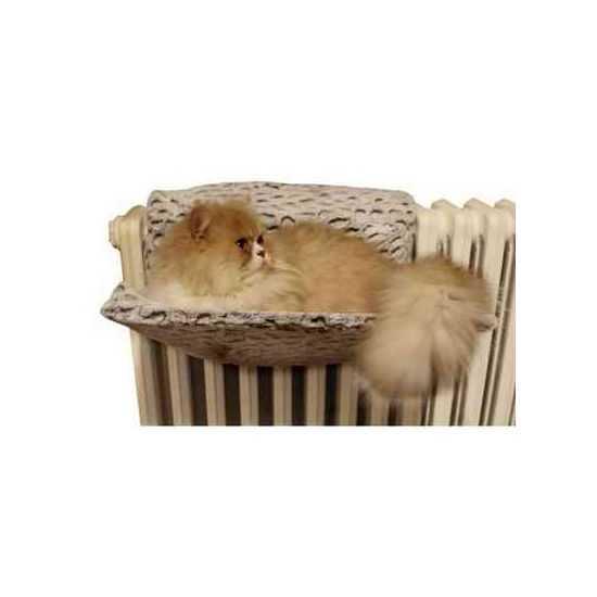 RADIATOR CAT BED 48x30x26cm pakabinamas guolis ant radiatoriaus