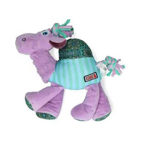 Kong Knots Carnival Camel M/L - patvarus žaislas šunims