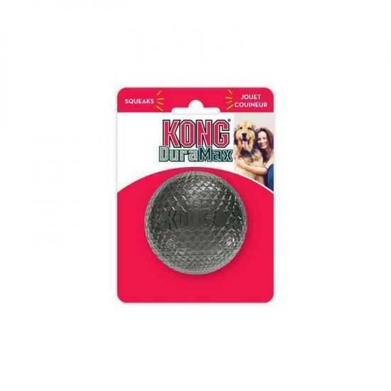 KONG DuraMax Ball patvarus žaislas šunims M