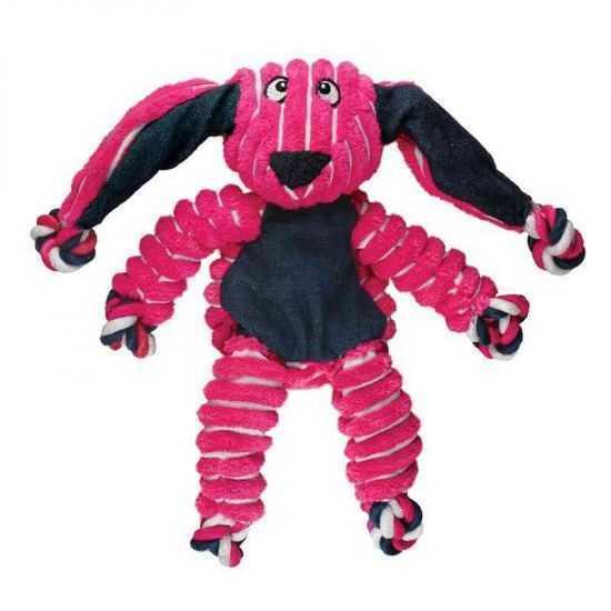 Kong Floppy Knots bunny žaislas šunims M/L