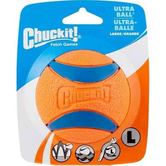 Chuckit! Ultra Ball patvarus kamuolys šunims