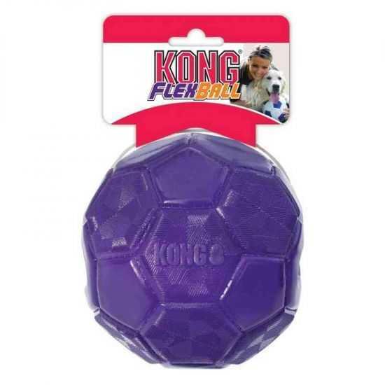 KONG Flexball patvarus žaislas šunims