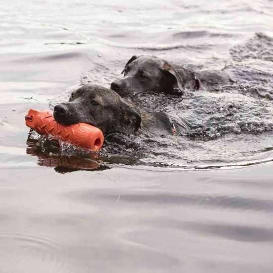 Kong Training Dummy patvarus žaislas šunims įv. dydžių