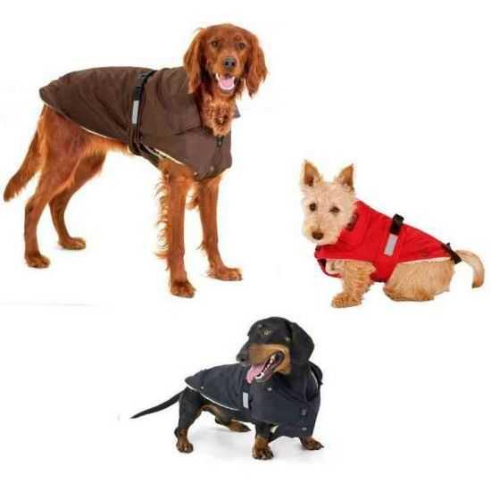 Šilta striukė šuniui Karlie no limit, įvairių dydžių