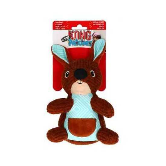 Kong Patches Kangaroo žaislas šunims S