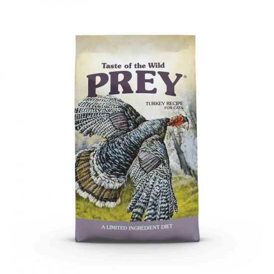 Taste of The Wild Turkey ribotų ingredientų receptas 2kg