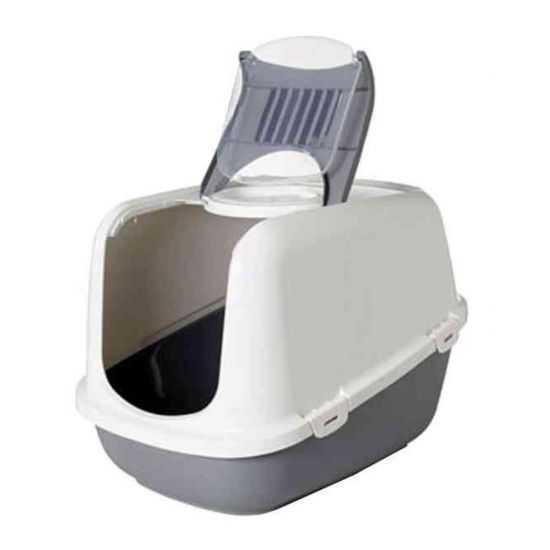 Uždaras tualetas katėms su filtru