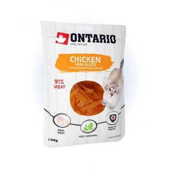 ONTARIO Chicken Slices – Skanėstas...