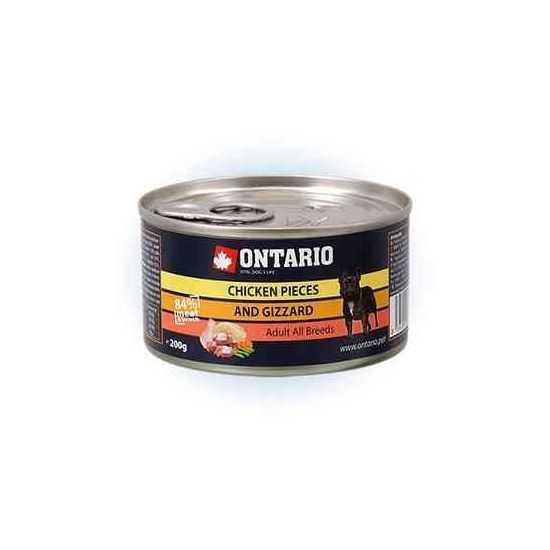 ONTARIO Chicken Pieces+Gizzard...