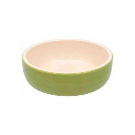 Keramikinis Dubenėlis 14.5 X 4 cm žalias