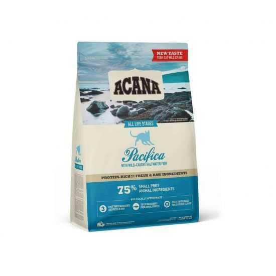 Acana Pacifica Cat begrūdis sausas...