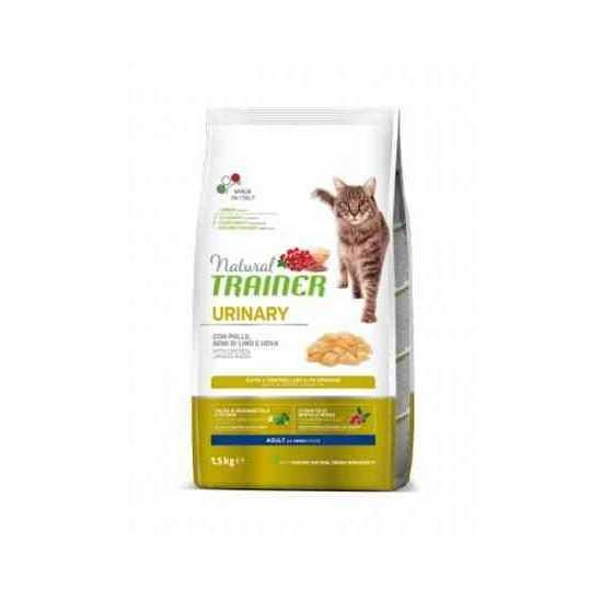 Trainer Natural CAT URINARY sausas maistas katėms šlapimo takų profilaktikai 1.5kg