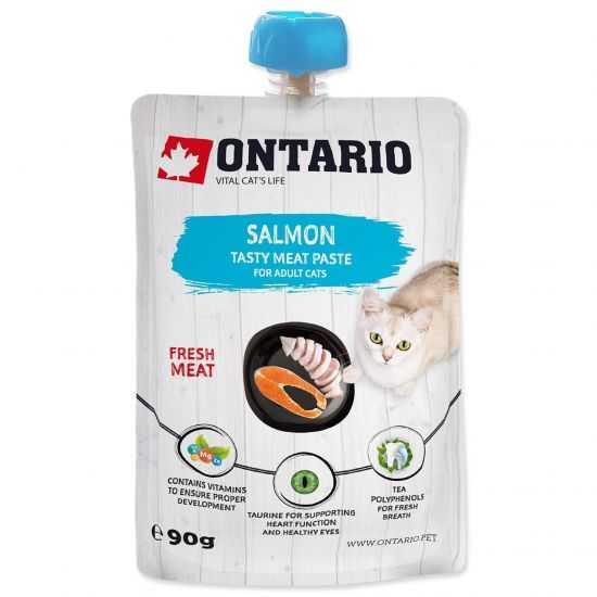 ONTARIO Salmon Fresh Meat Paste...
