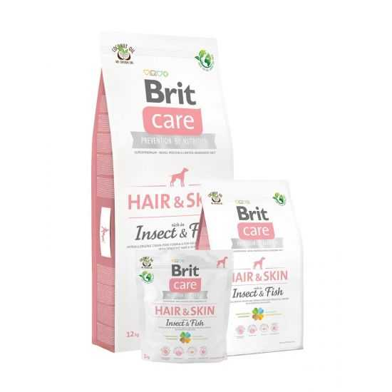 Brit Care Dog Hair&Skin Insect&Fish...
