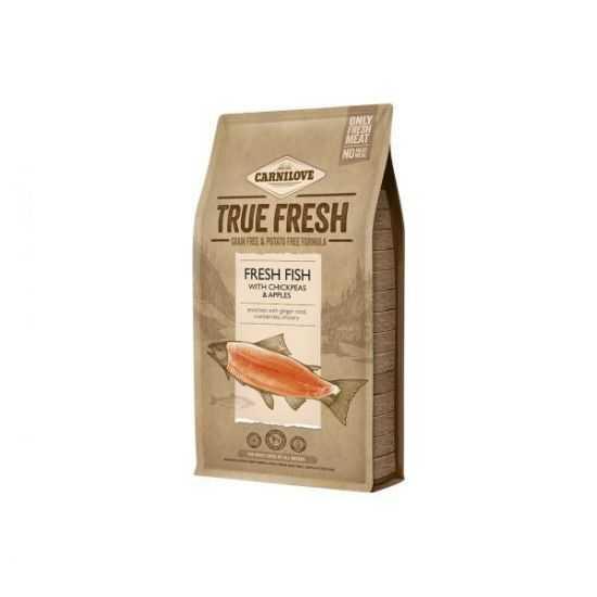 Carnilove True Fresh Fish sausas...