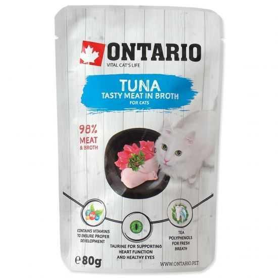 ONTARIO Tuna in broth - konservai...
