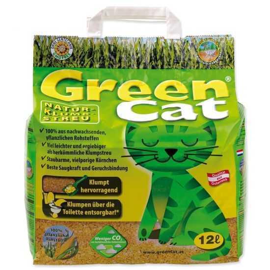 GREEN CAT 12L ekologiškas,...