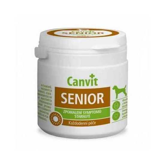 Canvit Senior tabletės vyresniems šunims 100g