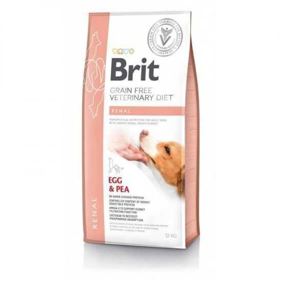 Brit Veterinary Diets Renal sausas...