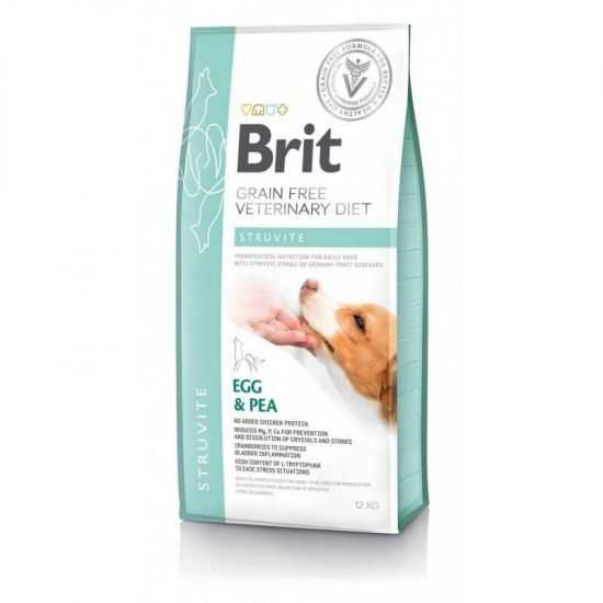 Brit GF Veterinary Diets Dog Struvite...