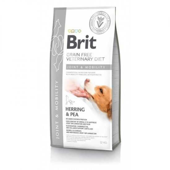 Brit GF Veterinary Diets Dog Joint &...