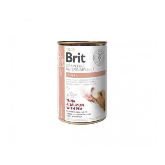 Brit GF Veterinary Diets Renal...