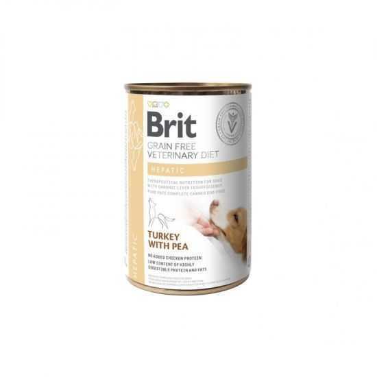 Brit GF Veterinary Diets Hepatic...
