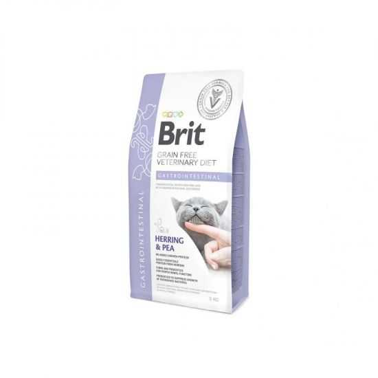 Brit GF Veterinary Diets Cat Gastrointestinal sausas maistas katėms