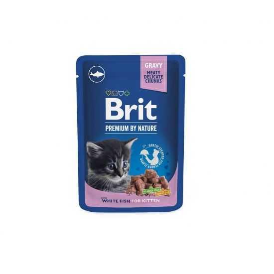 Brit Premium konservai kačiukams...