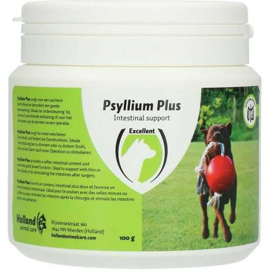 Psyllum Plus Papildas šunims žarnyno veiklai 100gr
