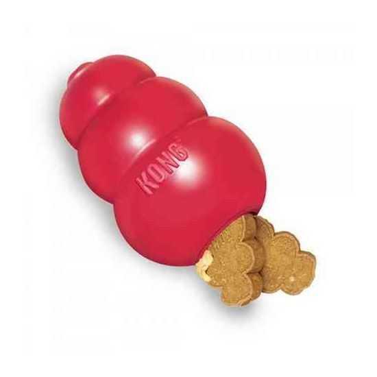 KONG Classic guminis žaislas šunims, kramtymui
