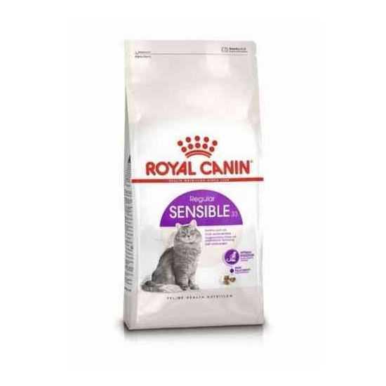 Royal Canin Sensible sausas maistas katėms