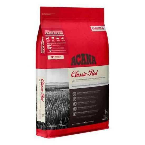 Acana Classic Red sausas maistas šunims 2kg 11.4kg 17kg