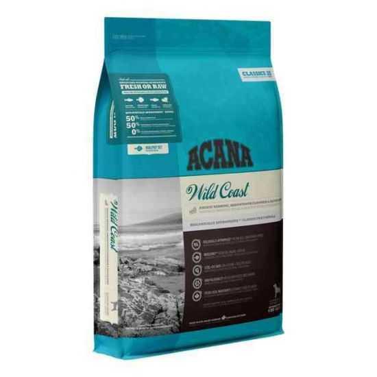 Acana Wild Coast sausas maistas šunims 2kg ir 11.4kg