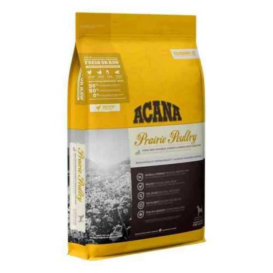 Acana Prairie Poultry sausas maistas šunims 2kg 11.4kg