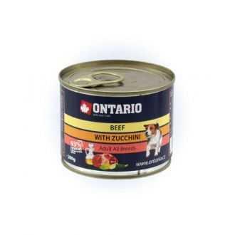 Ontario konservai šunims | Alphazoo.lt